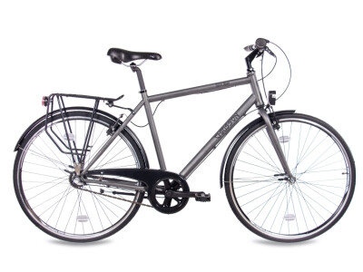 City One Herrenrad 3G Shimano Nexus anthrazit  matt