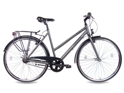 City One Damenrad 7G Shimano Nexus anthrazit matt