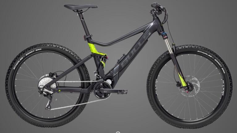 Bulls - E-Stream EVO TR 2 27,5+ GPS E-Bike 27,5