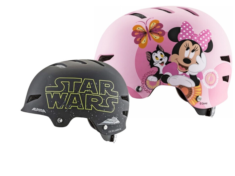 Kinderhelm Park Jr. Disney / Star Wars Angebot