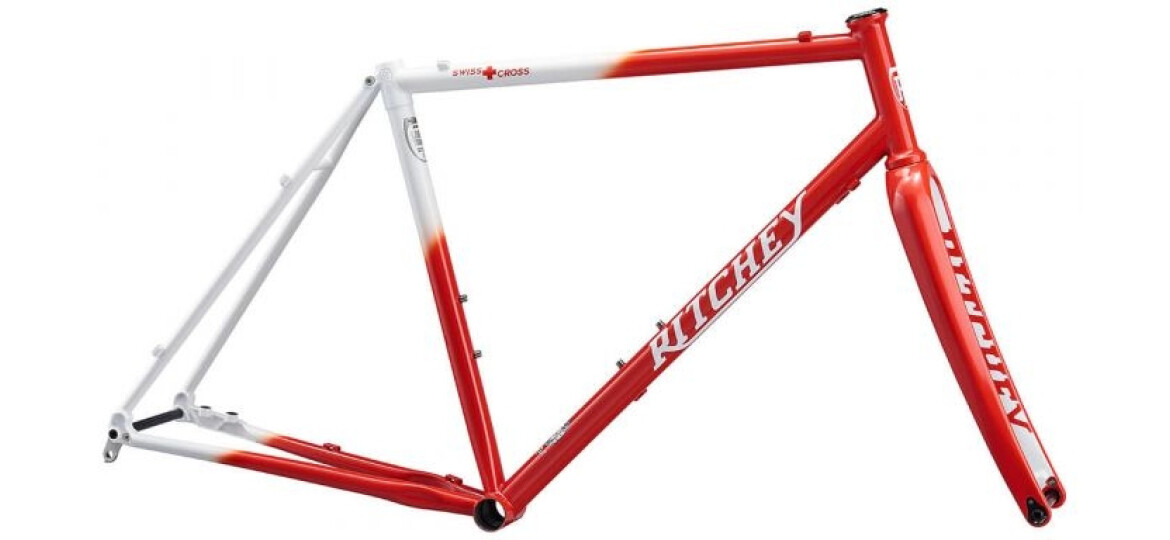 Ritchey Swiss Cross Frameset 25th Anniversary Edition