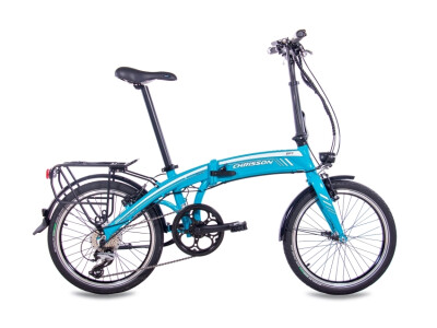 EF1 8G ACERA & BAFANG GENERATION 2 8,7AH light blue