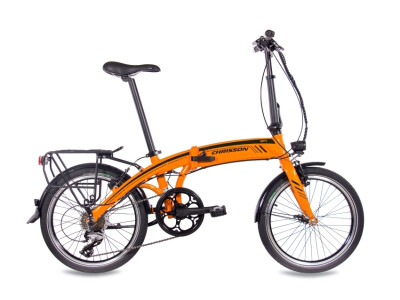 EF1 8G ACERA & BAFANG GENERATION 2 8,7AH  orange
