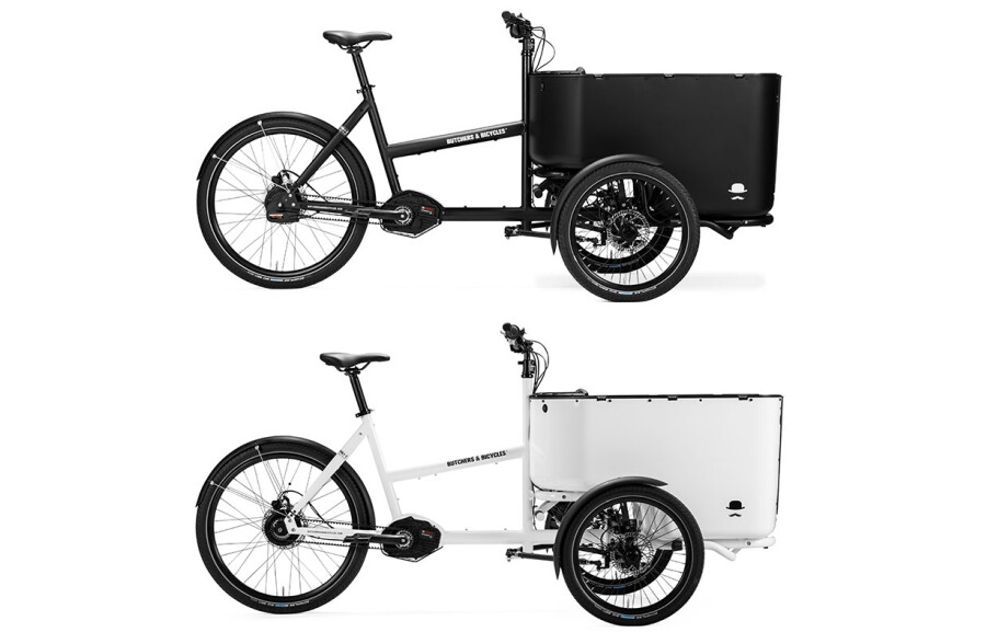Butchers & Bicycles MK1-E cargo bike