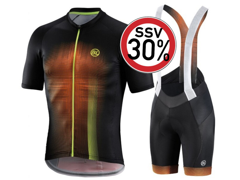 BL Bicycle Line Herren Rennrad Outfit Angebot
