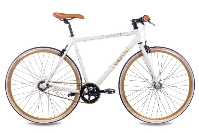 Chrisson - Vintage Road Nexus 3G Urban Bike weiß matt