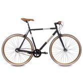 Chrisson Vintage Road Nexus 3G Urban Bike schwarz matt