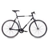 Chrisson Vintage Road Nexus 7G Urban Bike schwarz matt