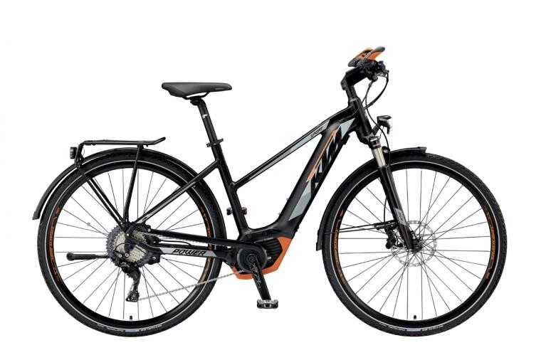 KTM - Power Sport 11+ Trapez E-Bike 28