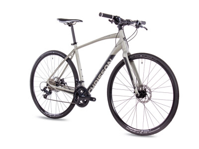 GRAVEL URBAN TWO grau matt