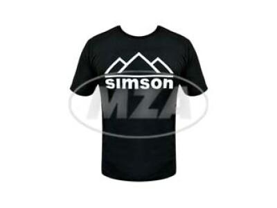 Simson T-Shirt Simson-Berge
