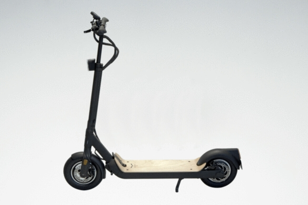 E-Scooter EGRET-TEN V4 | StVO-Version