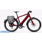 Stromer ST 3 Anniversary Edition deep red