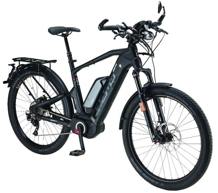 Zemo - SU-E FS 11X 45 E-Bike 28