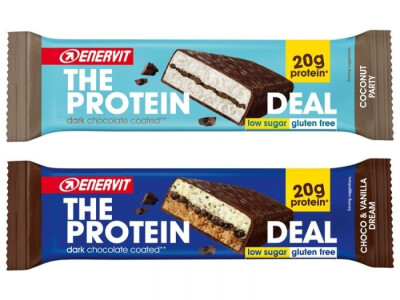 ENERVIT The Protein Deal