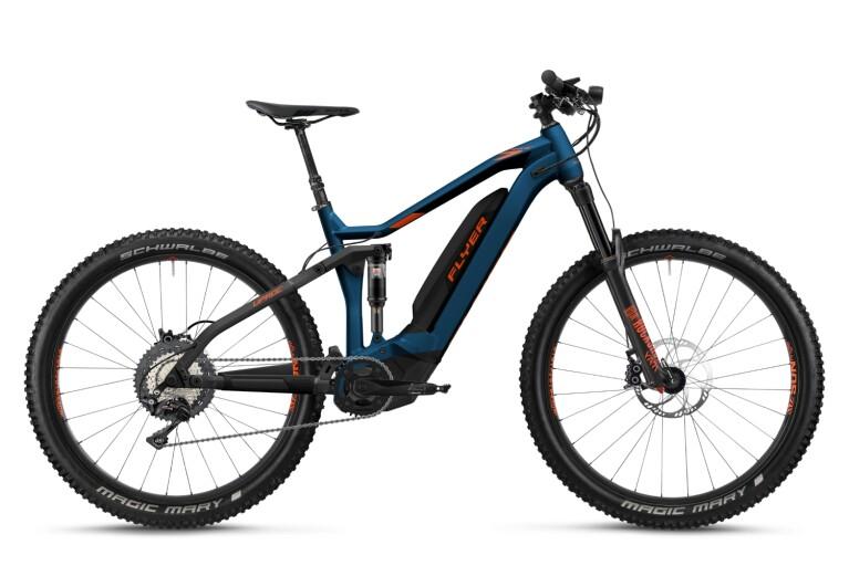FLYER - Uproc7 4.10 FS MTB E-Bike 27,5