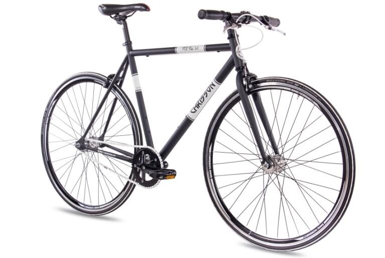 Chrisson - FG Flat 1.0 schwarz matt