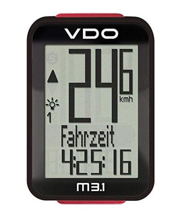 VDO Fahrradcomputer M 3.1 WL