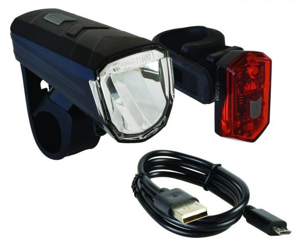 Matrix LED Akkuleuchtenset BLS 1