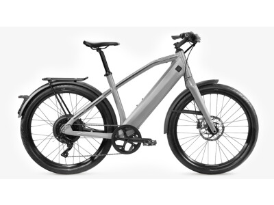 Stromer ST1 light grey/silber