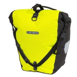 Ortlieb - Back-Roller High Visibility neon yellow - black reflex