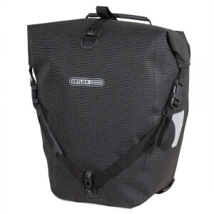 Ortlieb - Back-Roller High Visibility black reflex