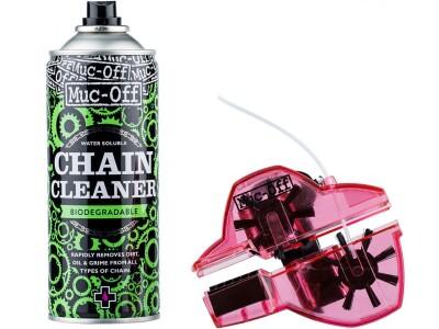 Muc-Off - Chain Doc 400ml + Kettenreinigungsgerät