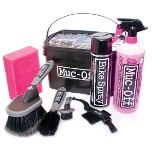 Muc-Off - Reinigungsset 8 in 1 Bicycle Cleaning Kit