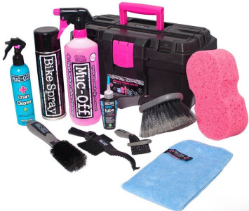 Muc-Off - Ultimate Bicycle Care Kit Reinigungsset