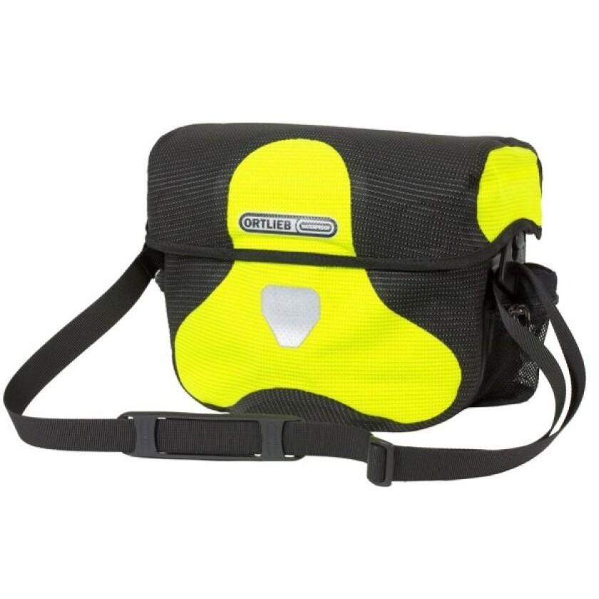 Ortlieb Ultimate Six High Visibility gelb-reflex