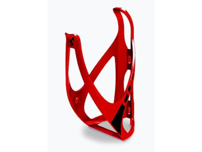 Cube HPP Cage   Red / Black