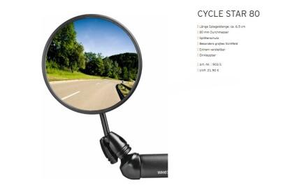 Busch&Müller Cycle Star 80
