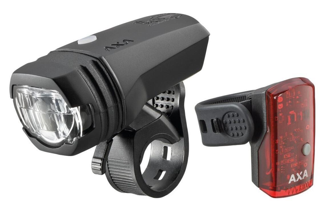 AXA LED-Beleuchtungset 50 Lux