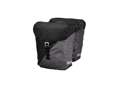 Racktime Vida Double Bag Gepäckträgertasche