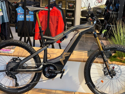 M1 Spitzing Evolution Bobby Root Edition (2020) S-Pedelec (45km/h) incl. Versand