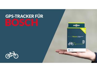 POWUNITY GPS Tracker für Bosch eBikes