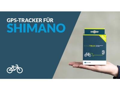 POWUNITY GPS Tracker für Shimano eBikes