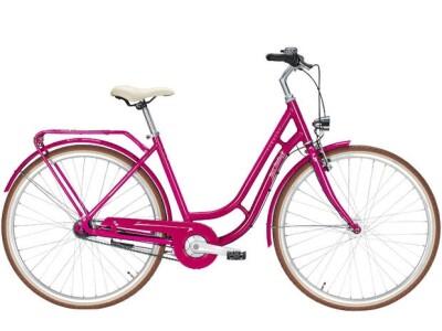 Pegasus Bici Italia purple