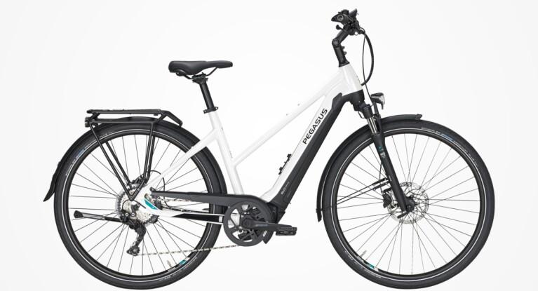 Pegasus - Premio Evo 10 Lite Trapez E-Bike 28