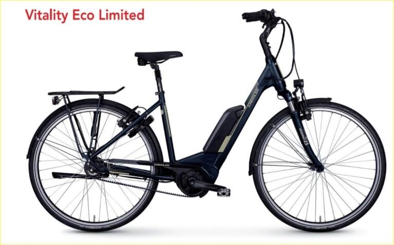 Kreidler - Vitality Eco Limited - 2020