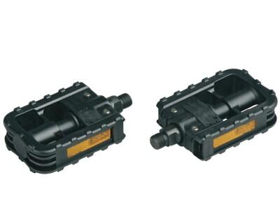 Matrix Falt Pedal PE25 schwarz