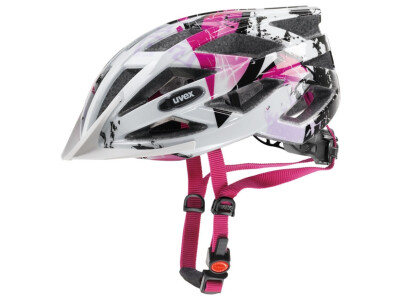 Uvex Air Wing pink-white