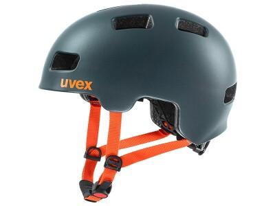 Uvex HLMT 4 CC petrolmatt