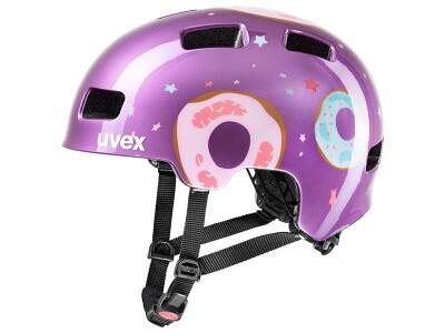 Uvex HLMT 4  purpel