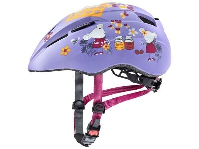 Uvex KID 2 Safari lilac mouse matt
