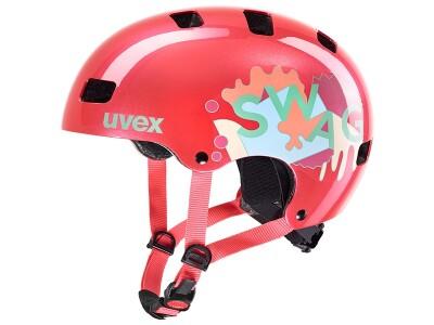 Uvex KID 3 coral
