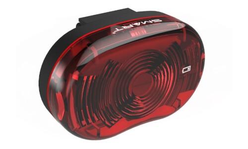"Smart LED Batterierücklicht ""Star"" RL403RG-01"
