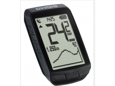 Sigma Fahrradcomputer Sigma Pure GPS