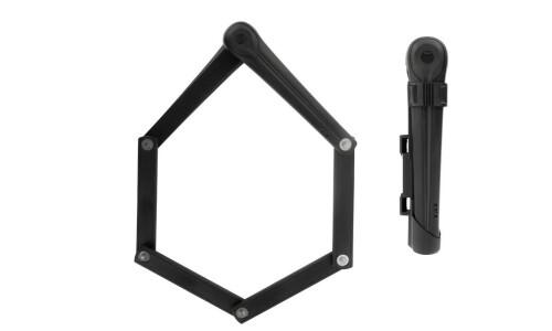 AXA Faltschloss Fold 100 Länge 100cm mit Schlüssel