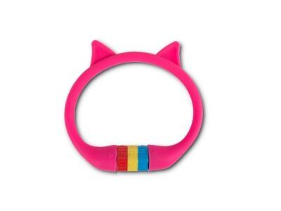 "RFR Kabelschloss HPS ""CAT"" mit Zahlen (Formen) pink"